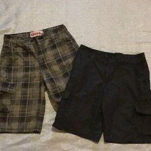 Set of Boys Shorts